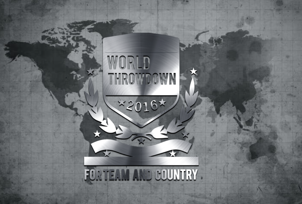 WORLD THROWDOWN LOGO
